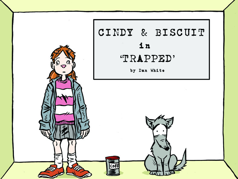C&B TRAPPED 01